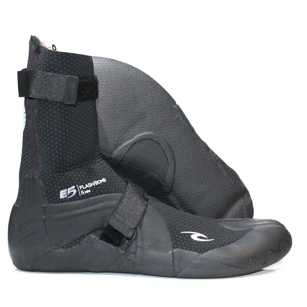 Rip Curl Flashbomb 5mm Split Toe Wetsuit Boot